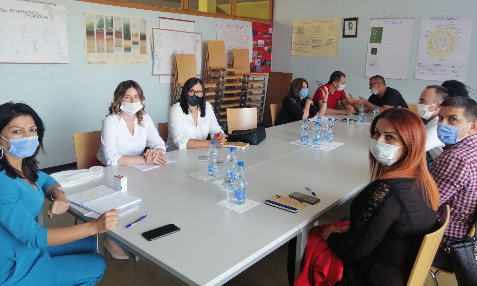 Радни састанак са менаџментом Пољопривредног факултета у Источном Сарајеву
